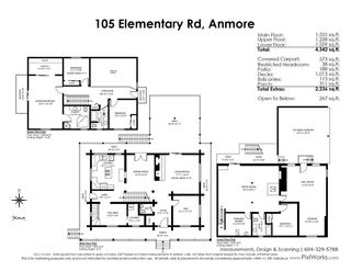 Photo 40: 105 ELEMENTARY Road: Anmore House for sale (Port Moody)  : MLS®# R2573218
