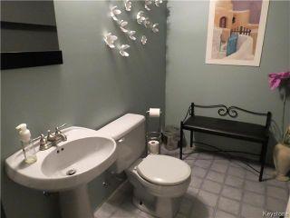 Photo 17: 272 Le Maire Street in WINNIPEG: Fort Garry / Whyte Ridge / St Norbert Residential for sale (South Winnipeg)  : MLS®# 1423797