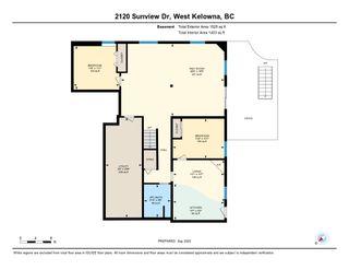 Photo 62: 2120 Sunview Drive in West Kelowna: West Kelowna Estates House for sale (Central Okanagan)  : MLS®# 10215218