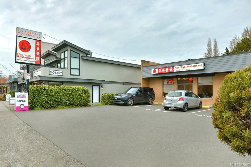 Main Photo: A 1950 Oak Bay Ave in Victoria: Vi Jubilee Business for sale : MLS®# 842965