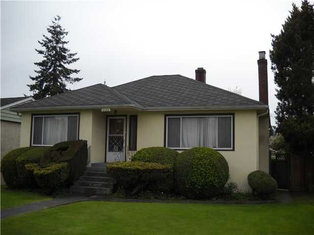 "Main Photo: 3122 W 16TH Avenue in Vancouver: Arbutus House for sale in ""ARBUTUS"" (Vancouver West)  : MLS®# V829119"