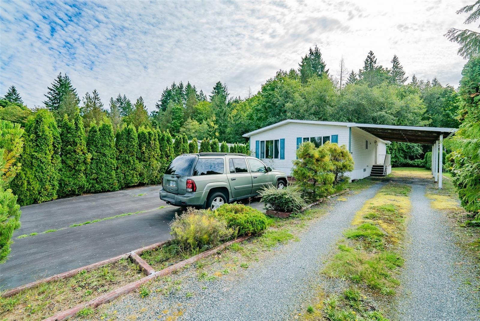 Main Photo: 148 25 Maki Rd in Nanaimo: Na Chase River Manufactured Home for sale : MLS®# 888162