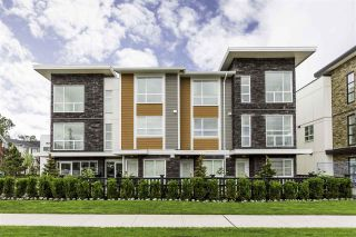 """Photo 1: 81 20857 77A Avenue in Langley: Willoughby Heights Townhouse for sale in """"Wexley"""" : MLS®# R2218382"""