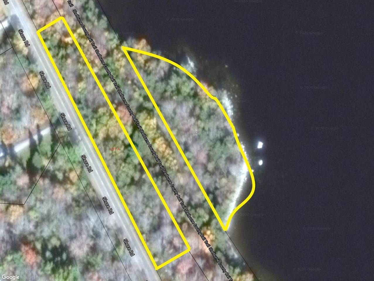 Main Photo: Lots Shore Road in Churchover: 407-Shelburne County Vacant Land for sale (South Shore)  : MLS®# 202011924