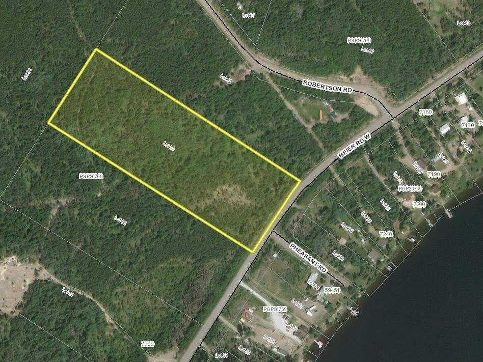 Main Photo: LOT 59 W MEIER Road: Cluculz Lake Land for sale (PG Rural West (Zone 77))  : MLS®# R2533359
