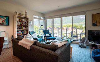 """Main Photo: 401 37881 CLEVELAND Avenue in Squamish: Downtown SQ Condo for sale in """"The Main"""" : MLS®# R2586979"""