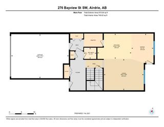 Photo 31: 276 Bayview Street SW: Airdrie Detached for sale : MLS®# A1068208