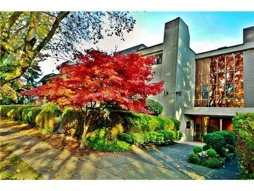 Main Photo: 212 1424 WALNUT Street in Vancouver West: Home for sale : MLS®# V986210