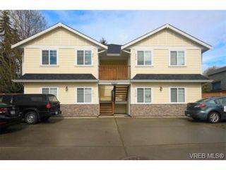 Photo 1: 201 6718 W Grant Rd in SOOKE: Sk Sooke Vill Core Half Duplex for sale (Sooke)  : MLS®# 724816