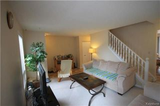Photo 3: 134 Charing Cross Crescent in Winnipeg: River Park South Residential for sale (2F)  : MLS®# 1806746