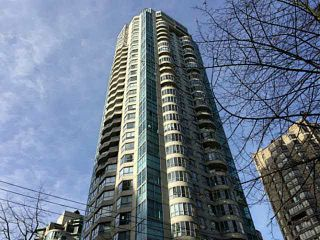 Main Photo: 1201 717 JERVIS STREET in Vancouver: West End VW Condo for sale (Vancouver West)  : MLS®# V1112403