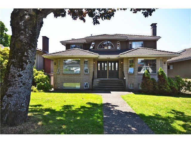 Main Photo: 3960 VENABLES STREET in Burnaby North: Willingdon Heights House for sale ()  : MLS®# V1015945
