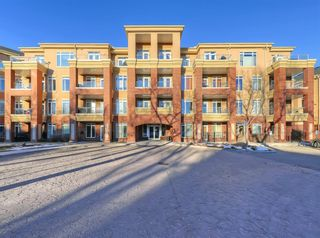 Photo 1: 404 2 HEMLOCK Crescent SW in Calgary: Spruce Cliff Apartment for sale : MLS®# A1061212