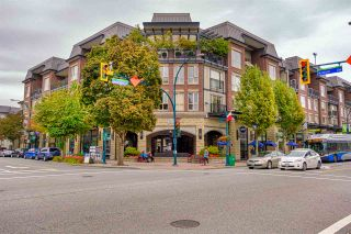 "Photo 1: 213 2627 SHAUGHNESSY Street in Port Coquitlam: Central Pt Coquitlam Condo for sale in ""VILLAGIO"" : MLS®# R2399520"