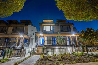 """Main Photo: 4742 DUCHESS Street in Vancouver: Collingwood VE Townhouse for sale in """"Royal At Duchess"""" (Vancouver East)  : MLS®# R2619037"""