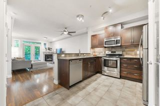 Photo 1: 215 12408 15 Avenue in Edmonton: Zone 55 Condo for sale : MLS®# E4255150