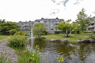 """Photo 3: 205 5556 201A Street in Langley: Langley City Condo for sale in """"Michaud Gardens"""" : MLS®# F1321121"""