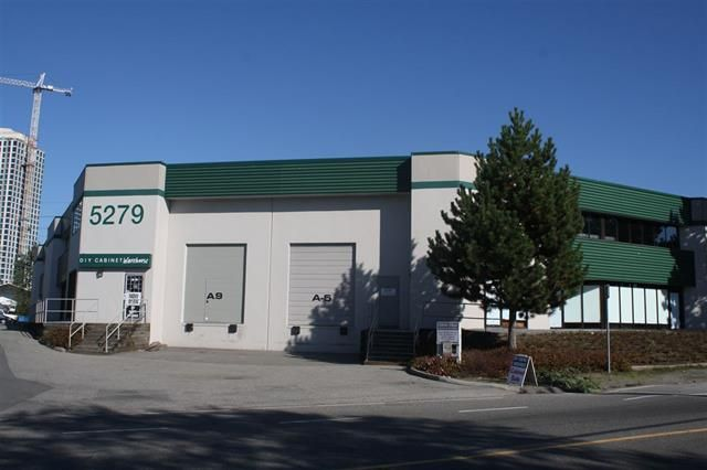 Main Photo: 5279 Still Creek Avenue in Burnaby: Brentwood Park Industrial  (Burnaby North)
