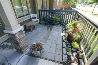 """Photo 20: 103 3382 VIEWMOUNT Drive in Port Moody: Port Moody Centre Townhouse for sale in """"Lillium Villas"""" : MLS®# R2187469"""