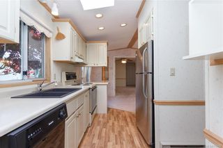 Photo 8: 6 7583 Central Saanich Rd in Central Saanich: CS Hawthorne Manufactured Home for sale : MLS®# 770137