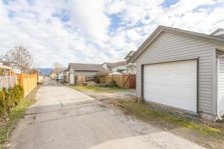 "Photo 39: 34637 7 Avenue in Abbotsford: Poplar House for sale in ""Huntingdon Village"" : MLS®# R2538064"