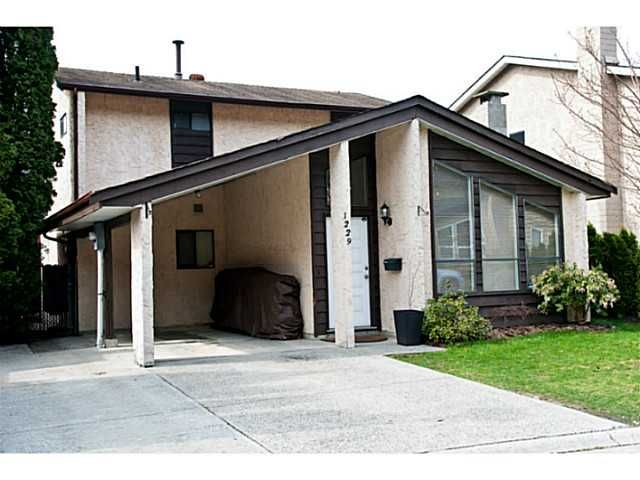 Main Photo: 1229 OXBOW Way in Coquitlam: River Springs House for sale : MLS®# V998452