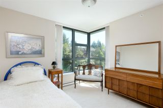 Photo 14: 403 288 UNGLESS Way in Port Moody: North Shore Pt Moody Condo for sale : MLS®# R2196452