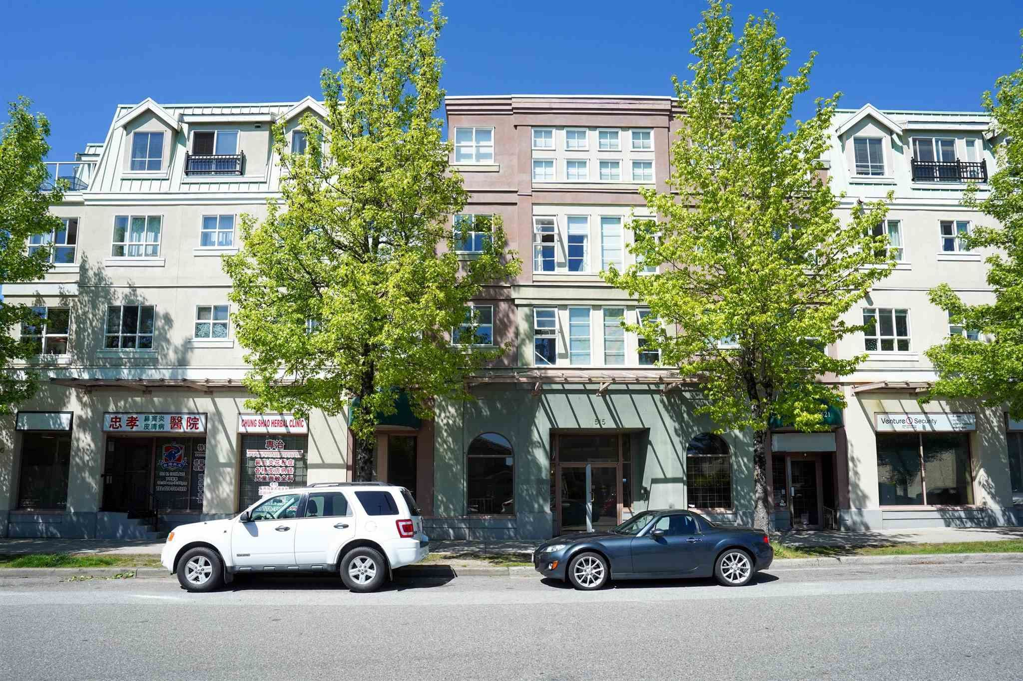 """Main Photo: W414 488 KINGSWAY in Vancouver: Mount Pleasant VE Condo for sale in """"HARVARD PLACE"""" (Vancouver East)  : MLS®# R2599545"""