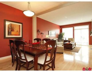 """Photo 5: 43 16655 64TH Avenue in Surrey: Cloverdale BC Townhouse for sale in """"Ridgewoods @ Northview"""" (Cloverdale)  : MLS®# F2822029"""