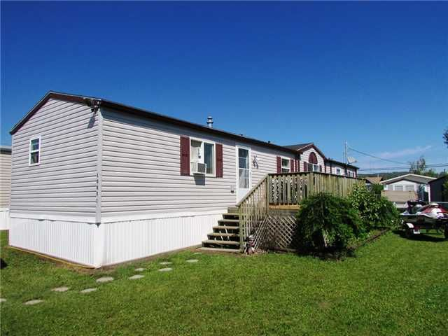 """Main Photo: 10051 100A Street: Taylor Manufactured Home for sale in """"TAYLOR"""" (Fort St. John (Zone 60))  : MLS®# N229161"""