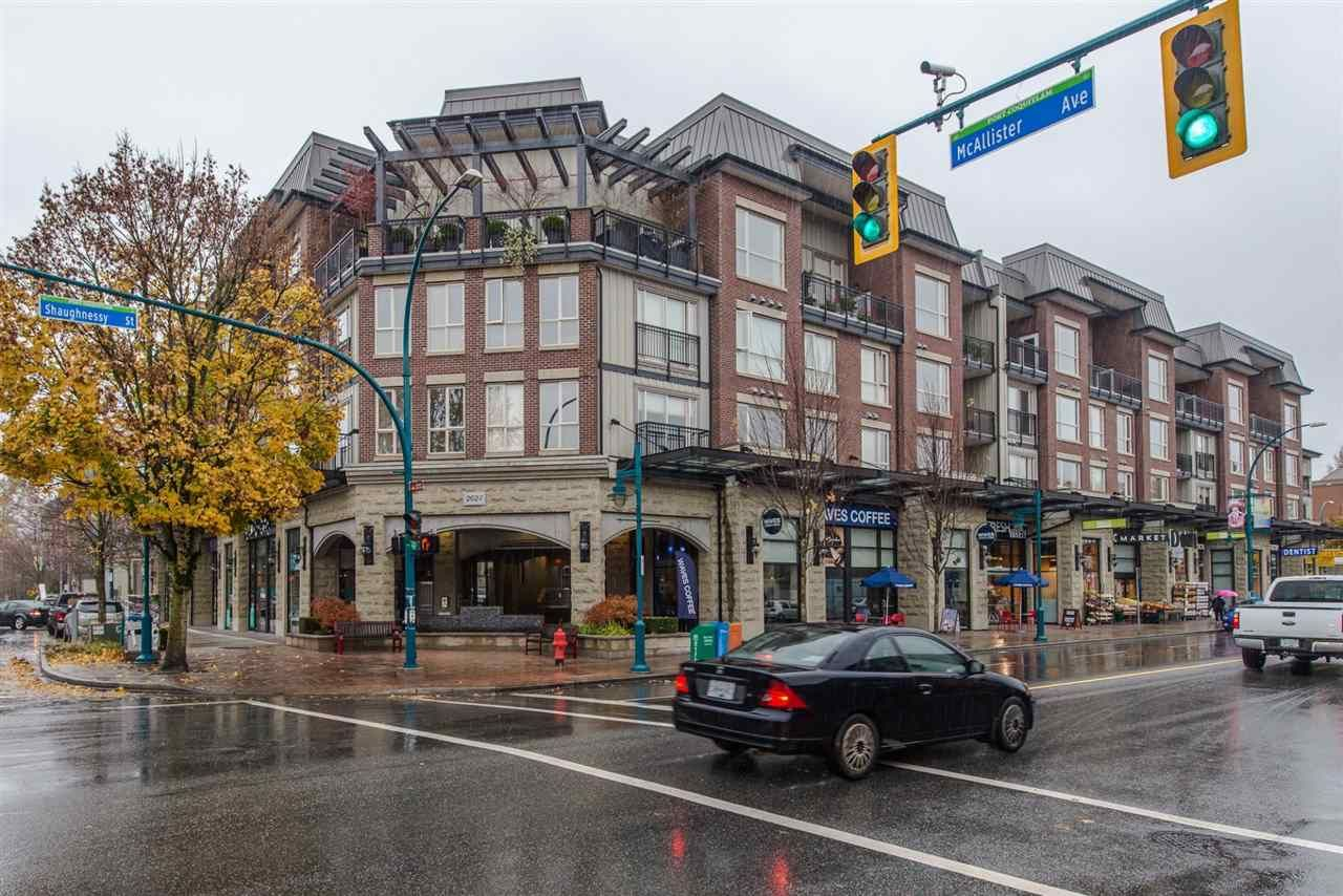 "Main Photo: 212 2627 SHAUGHNESSY Street in Port Coquitlam: Central Pt Coquitlam Condo for sale in ""VILLAGIO"" : MLS®# R2120924"