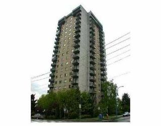 Photo 1: 702 145 ST GEORGES Ave in TALISMAN TOWERS: Home for sale : MLS®# V694361