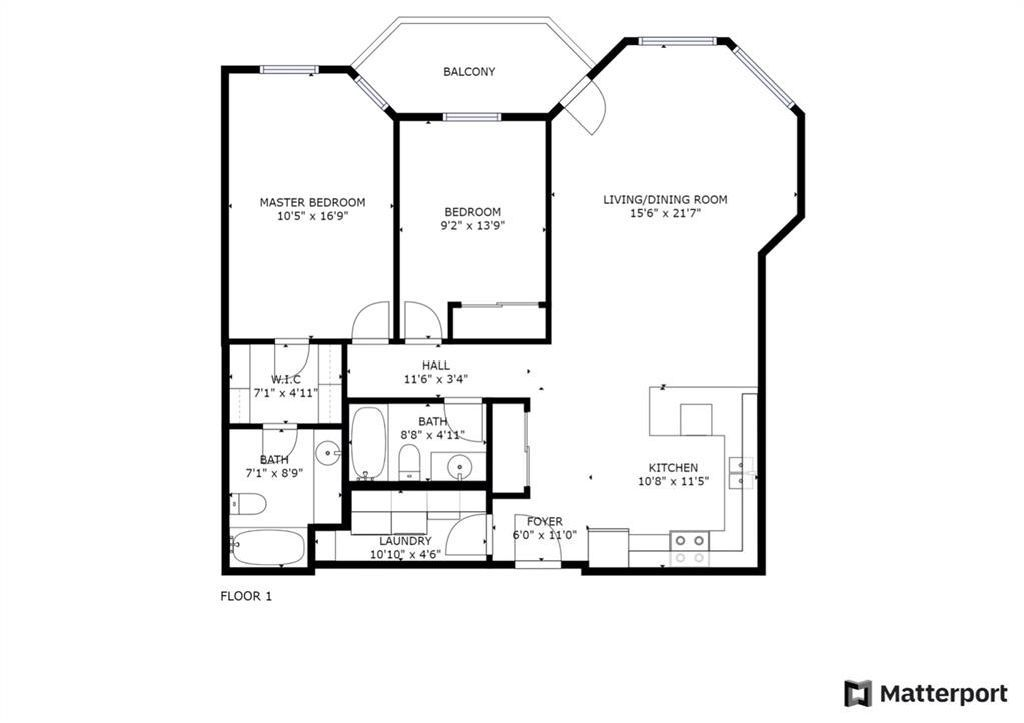 Photo 2: Photos: 116 200 Lincoln Way SW in Calgary: Lincoln Park Apartment for sale : MLS®# A1069778