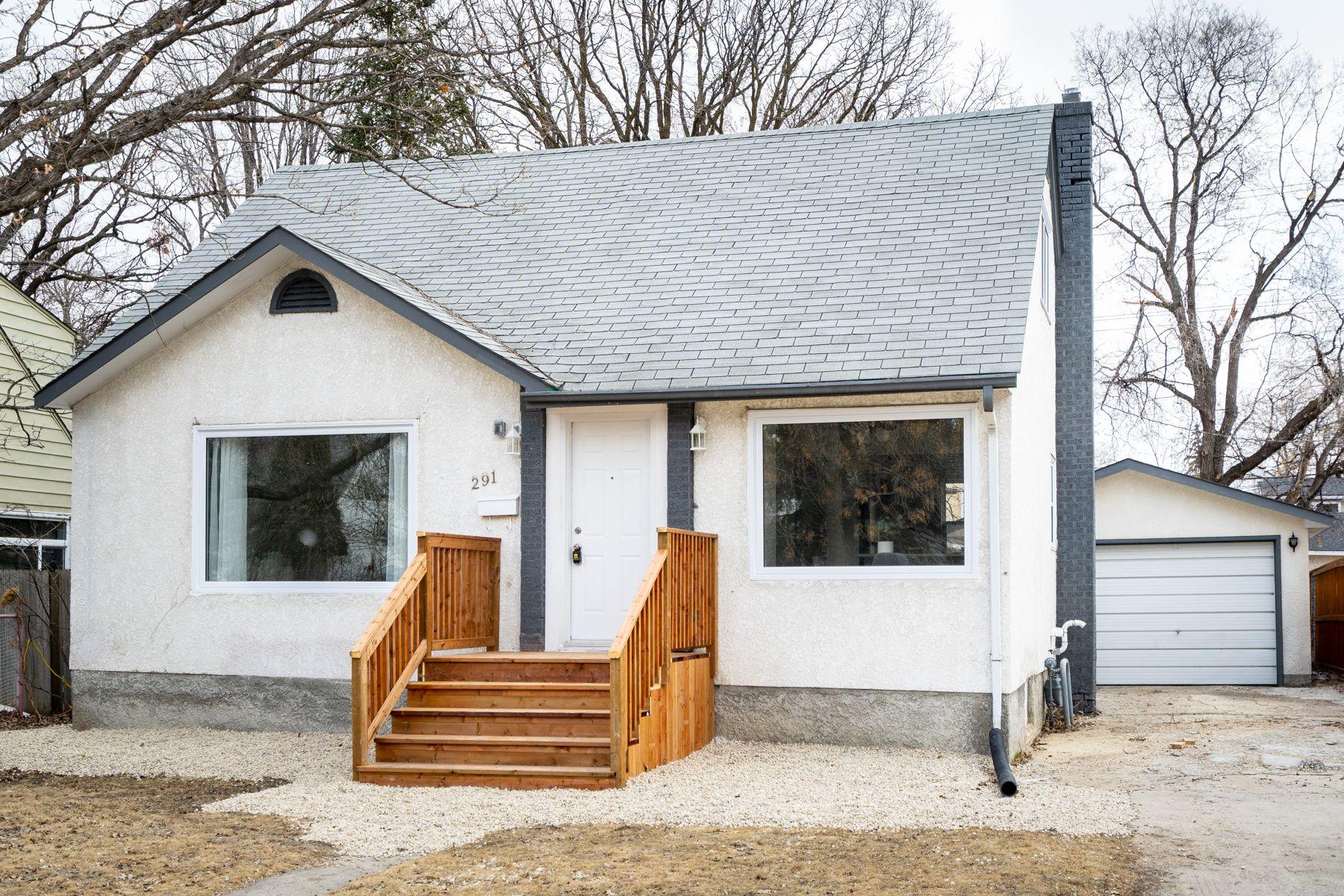Main Photo: 291 Duffield Street in Winnipeg: Deer Lodge House for sale (5E)  : MLS®# 202007852