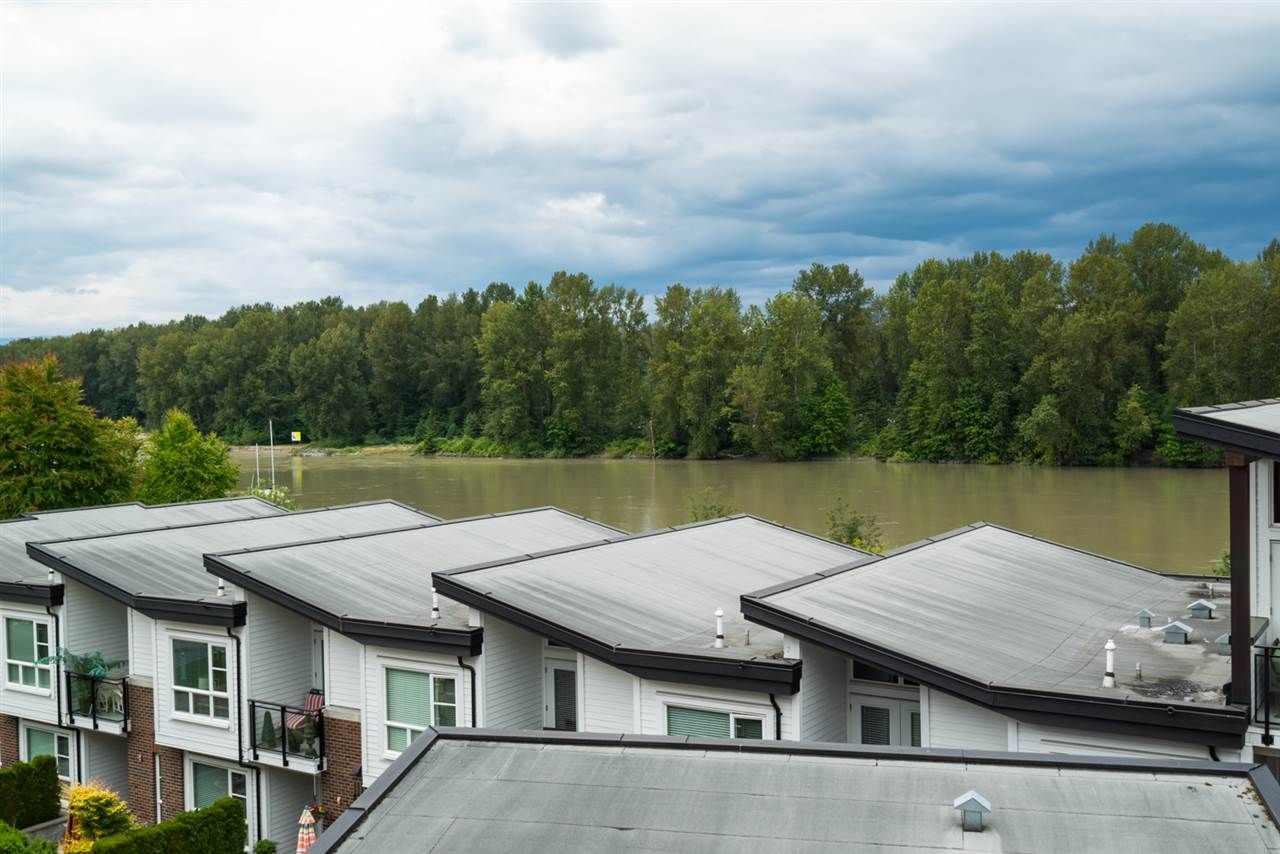 """Main Photo: 419 23215 BILLY BROWN Road in Langley: Fort Langley Condo for sale in """"WATERFRONT AT BEDFORD LANDING"""" : MLS®# R2295120"""