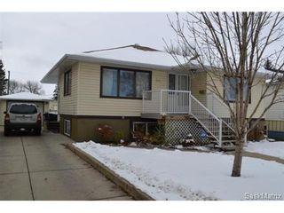 Photo 1: 311 P AVENUE N in Saskatoon: Mount Royal Single Family Dwelling for sale (Saskatoon Area 04)  : MLS®# 446906