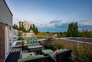 """Photo 8: 407 8420 JELLICOE Street in Vancouver: South Marine Condo for sale in """"THE BOARDWALK"""" (Vancouver East)  : MLS®# R2618056"""