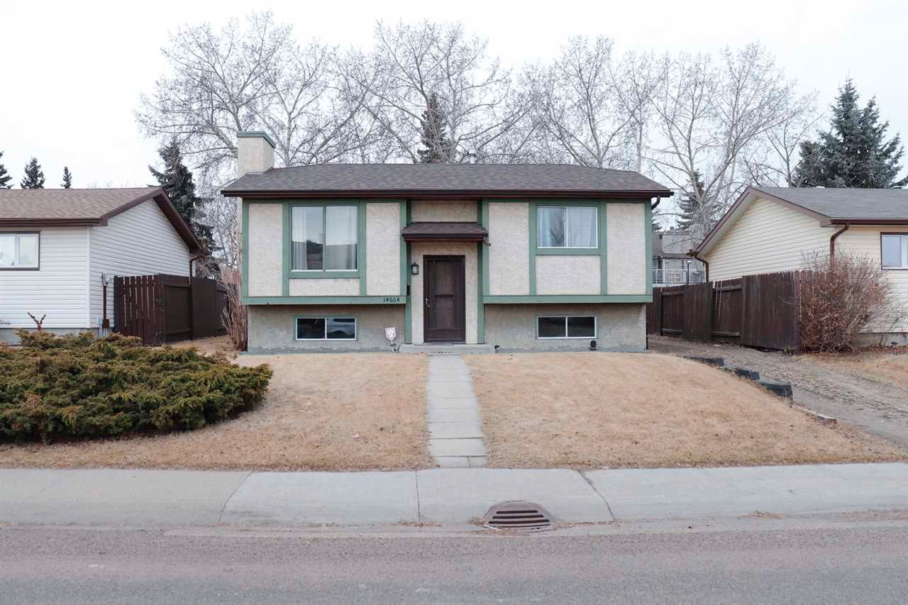 Main Photo: 14604 19 Street in Edmonton: Zone 35 House for sale : MLS®# E4237442
