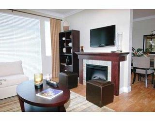"Photo 3: 111 12258 224TH Street in Maple_Ridge: East Central Condo for sale in ""STONEGATE"" (Maple Ridge)  : MLS®# V659311"