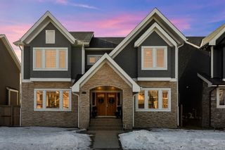 Photo 2: 8215 9 Avenue SW in Calgary: West Springs Detached for sale : MLS®# A1081882