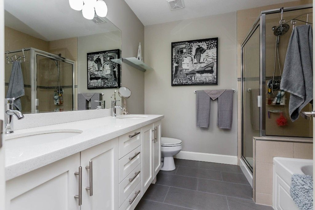 Photo 12: Photos: 8 19560 68 Avenue in Surrey: Clayton Townhouse for sale : MLS®# R2179592