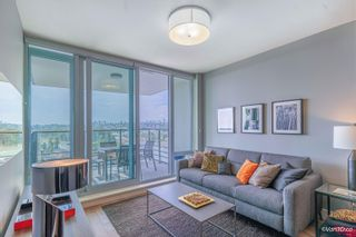 """Photo 10: 1801 210 SALTER Street in New Westminster: Queensborough Condo for sale in """"PENINSULA"""" : MLS®# R2611499"""