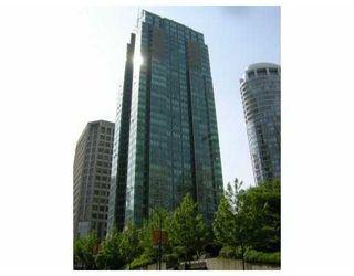 Photo 1: # 902 1200 W GEORGIA ST in Vancouver: Condo for sale : MLS®# V865647