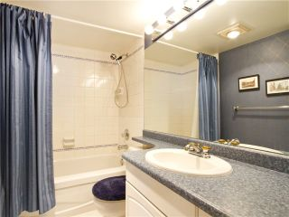 """Photo 14: # 306 1540 MARINER WK in Vancouver: False Creek Condo for sale in """"MARINER POINT"""" (Vancouver West)  : MLS®# V1020314"""