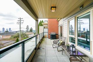 """Photo 9: 102 5688 HASTINGS Street in Burnaby: Capitol Hill BN Condo for sale in """"Oro"""" (Burnaby North)  : MLS®# R2463254"""