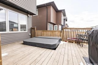 Photo 40: 338 Kolynchuk Manor in Saskatoon: Stonebridge Residential for sale : MLS®# SK849177