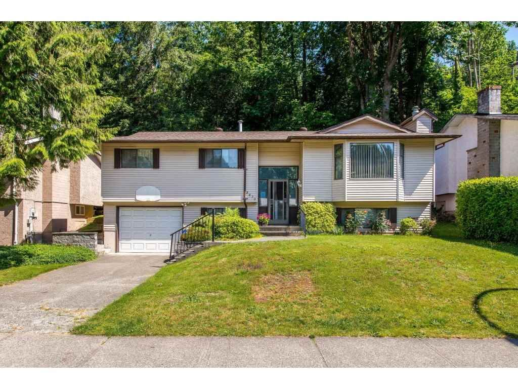 Main Photo: 2470 CAMERON Crescent in Abbotsford: Abbotsford East House for sale : MLS®# R2371775