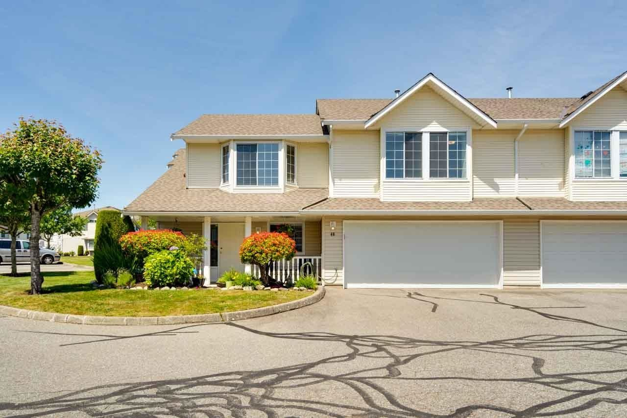 Main Photo: 46 31255 UPPER MACLURE Road in Abbotsford: Abbotsford West Townhouse for sale : MLS®# R2594607