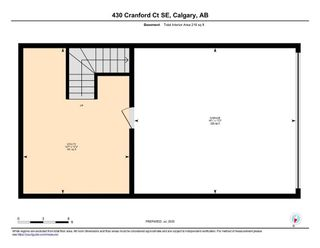 Photo 23: 430 CRANFORD Court SE in Calgary: Cranston Row/Townhouse for sale : MLS®# A1015582