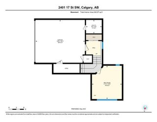 Photo 31: 2401 17 Street SW in Calgary: Bankview Row/Townhouse for sale : MLS®# A1106490